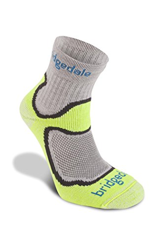 Bridgedale Mens Speed Trail Coolfusion Run Socks, Large,