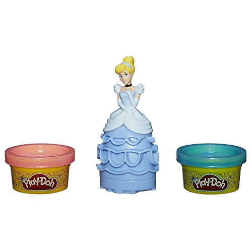 Play-Doh Mix n Match Figure Featuring Disney Princess Cinderella