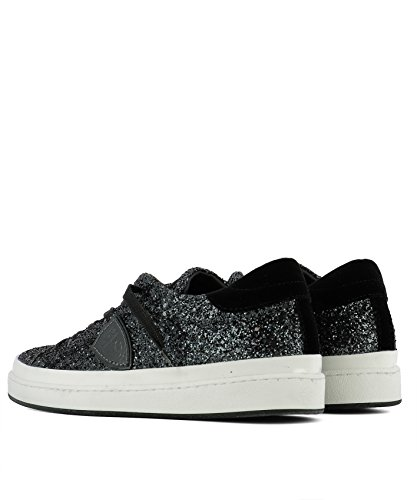 cheap sale genuine clearance lowest price Philippe Model Women's CKLDGC57 Black Glitter Sneakers cheap sale fashion Style amazing price MJlNNn