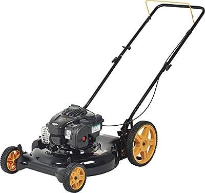 Poulan Pro 961120131 PR500N21SH Briggs 500ex Side Discharge/Mulch 2-in-1 Hi-Wheel Push Mower in 21-Inch Deck