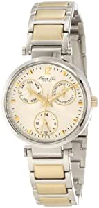 Kenneth Cole New York Women's KC4886 Dress Sport Gold Multi-Function Watch