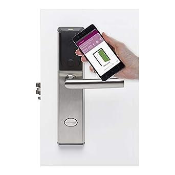 Gaudi Activa Bluetooth y cerradura electrónica de proximidad para la aplicación de teléfono inteligente del hotel/oficina o desbloqueo de tarjeta de ...