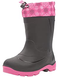 Kamik Kids Snobuster2 Insulated Rubber Snow Boot