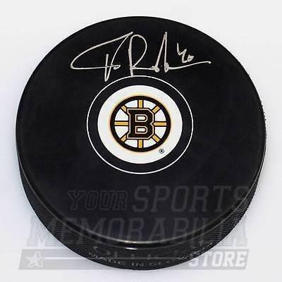 Tuukka Rask Boston Bruins Signed Autographed Bruins Hockey Puck