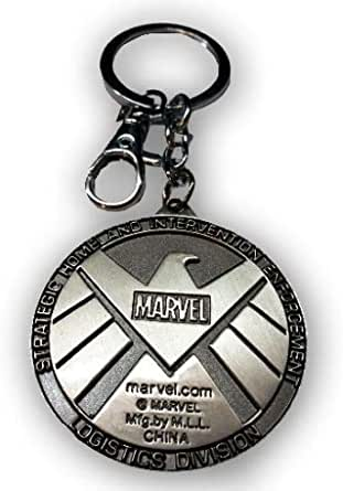 Agents Of Shield Keychain