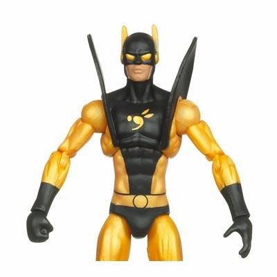 yellowjacket action figure - 5