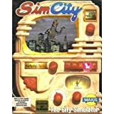 Sim City: The City Simulator (Ibm PC/Xt/at/Ps2, Compatibles Supports Ega, Cga, Hercules Mono and Tandy Graphics, Requires 512k) by W. Wright (1991-11-03)