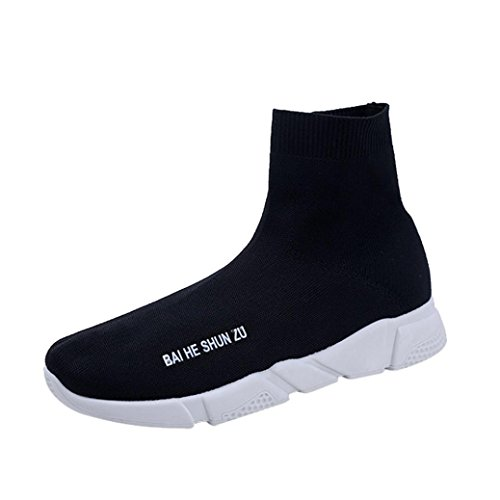 Stretch Outdoor Shoes Running Black Sock Toe Loafers Open Gym Casual Fabric Women Breathable Espadrilles Sneakers H0AEqnwEZ