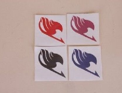 Generic Mp001662 Fairy Tail Guild Paper Tattoo