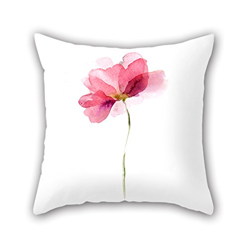 [Loveloveu Throw Pillow Covers Of Flower 18 X 18 Inches / 45 By 45 Cm,best Fit For Kitchen,christmas,home Office,sofa,bf,monther 2] (Joe Child Costumes Gloves)