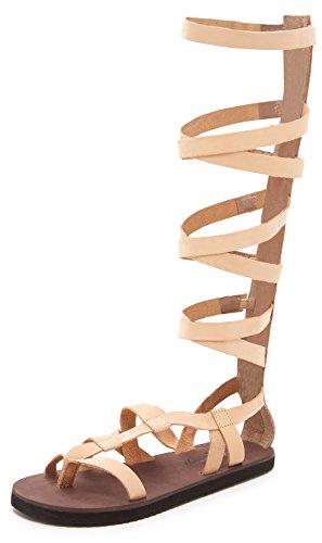 Sandalo Gladiatore Di Persone Libere