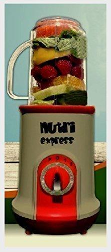 Smoothie maker/licuadora de nutrie Xpress con Piranha Cuchillo ...
