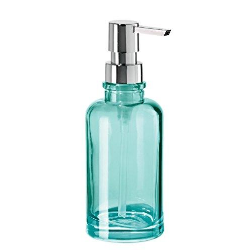 Compare Price To Aqua Blue Soap Dispenser