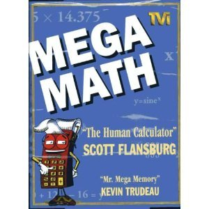 Mega Math: Workbook VHS and Audio Tape Set