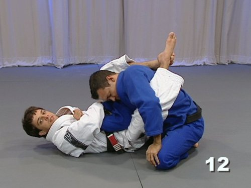 Robson Moura - Fusion 1 & 2 DVD Combo by World Martial Arts