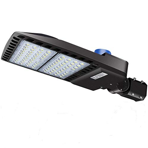 200W LED Parking Lot Lights- LEDMO 5000K LED Street