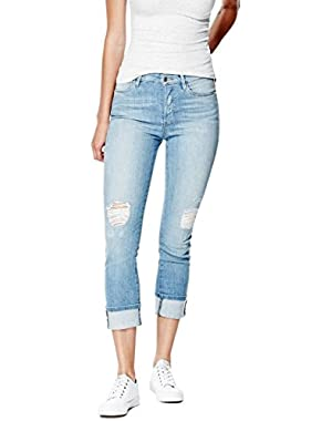 GUESS High-Rise Model Jeans