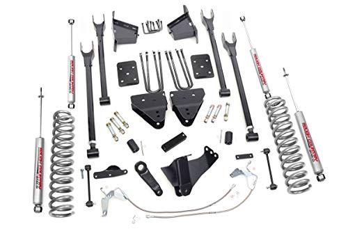 8 inch lift kit - 6