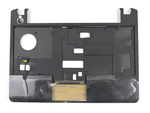 Rinbers Palmrest Upper Case Top Cover Keyboard Bezel Without Touchpad Trackpad Replacement for Lenovo Thinkpad X131E X140E 00HM251 04Y1855 04W3674
