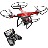Goolsky Dongmingtuo X8 FPV 2.4G 720P Camera Wifi Altitude Hold RC Quadcopter