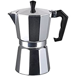 American Dream Home Goods 178 Cofee maker 9 Cup Metallic