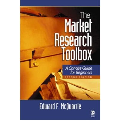 Download [(The Market Research Toolbox: A Concise Guide for Beginners )] [Author: Edward F. McQuarrie] [Aug-2005] PDF