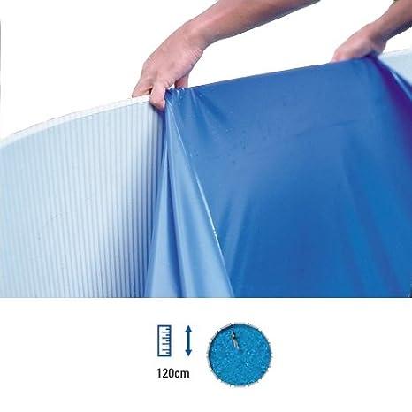 Liner piscina Gre redonda 550x120cm