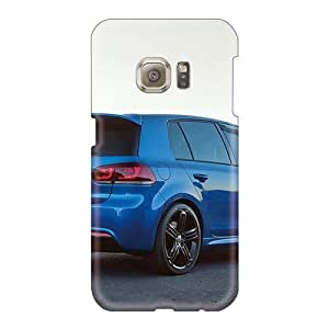 Anti-Scratch Hard Cell-phone Cases For Samsung Galaxy S6 With Provide Private Custom HD Ww Golf 6 Gti Series ErleneRobinson