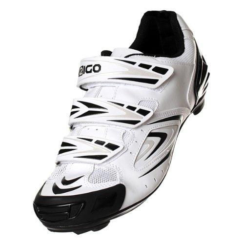 Course Chaussures Antares noir/blanc