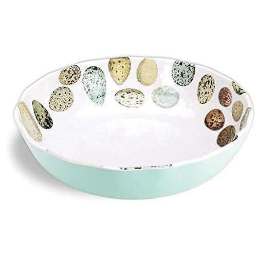 Michel Design Works Bistro Bowl, Nest & Eggs ()