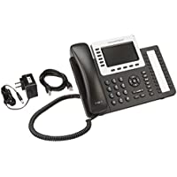Grandstream GXP2160 6 Line HD VoIP IP Gigabit Phone 24 SideKeys BT PoE Color LCD
