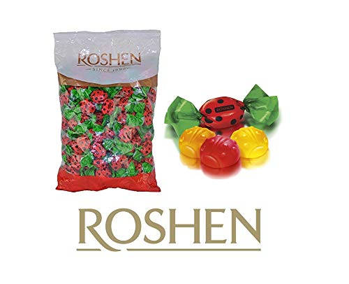 Roshen Ladybug Jelly Candies 1kg ()
