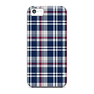 Cases Covers New England Patriots/ Fashionable Cases For Iphone 5c wangjiang maoyi by lolosakes