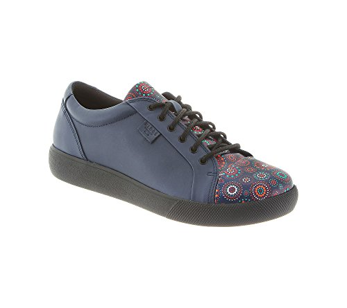 Klogs Womens Moro Sneaker Mandella Pattern / Blue Estate