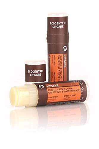 Lip Balm Egyptian Fennel -Grapefruit & Sweet Orange