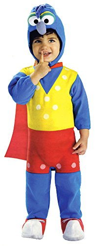 Ez-On Romper Gonzo Toddler Costume 2-4 - Toddler Halloween Costume (Gonzo Costumes)