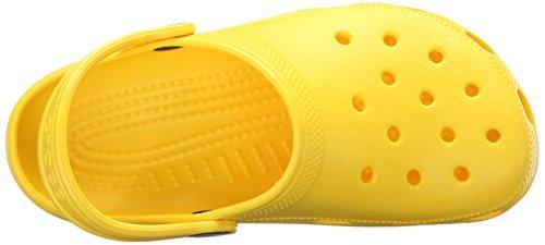 Classic Enfant Sabots Lemon Mixte Jaune Crocs Kids BUwgxq6