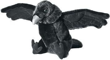 Wild Republic Cuddlekins 81089 - Peluche cuervo (30 ...