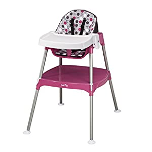 Evenflo Convertible High Chair by Evenflo