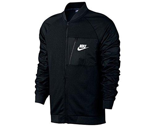 Nike White Woven Jacket - 9