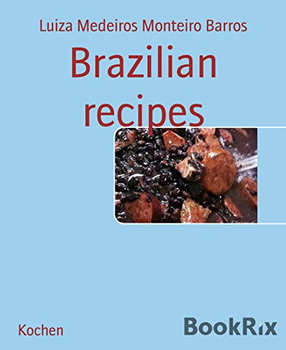 Brazilian recipes