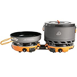 Jetboil Genesis Base Camp 2 Burner System - Camp Kitchen