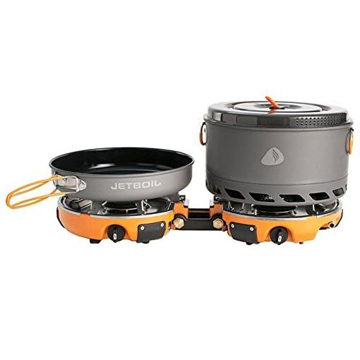 Jetboil Genesis Base Camp 2 Burner System - Camp Kitchen