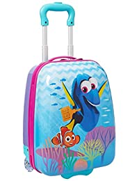 American Tourister 74728 Disney Finding Dory 18 Inch Upright Hardside Children's Luggage, Finding Dory