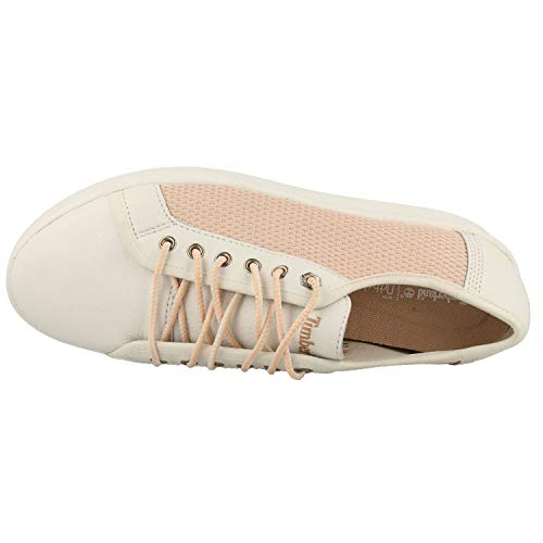 Blanc Chaussures Berlin Parc Timberland A1ST7 Blanc XOwqY