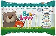 Toalhas Umededecidas, Bebe Love