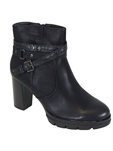Kebello Bottines FM573 Noir GSHq2N