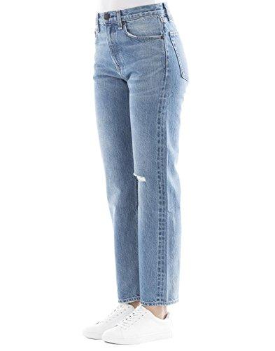 Bleu Coton amp; Bone Rag Jeans W2512T690BEL457 Femme qR1Ivw0