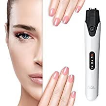 Rika Eye Beauty heating Machine Portable Device Wrinkle & Anti-Aging Instrument Rechargeable Skin Care Tools for Skin Tightening