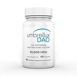 Umbrellux DAO - Histamine Neutralizing Enzyme - 60